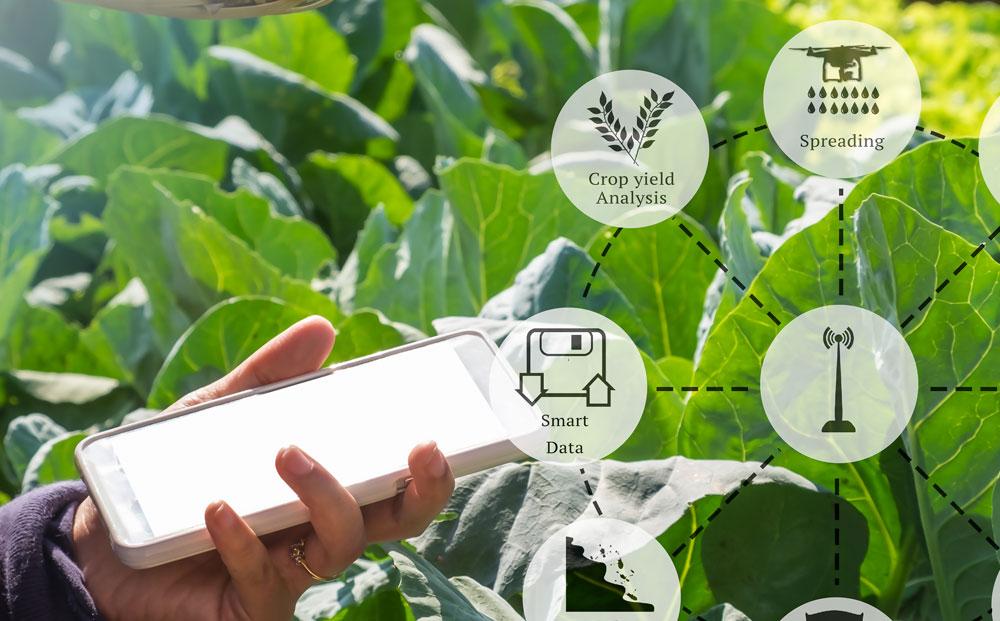 Advanced-Tech-Smart-farming-iot