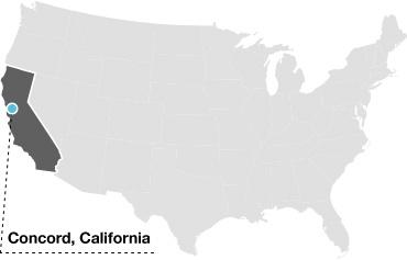 Concord, California