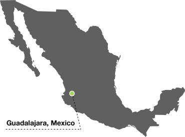 guadalajara-mexico-map