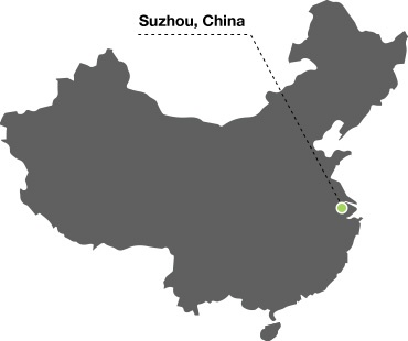 suzhou-china-map