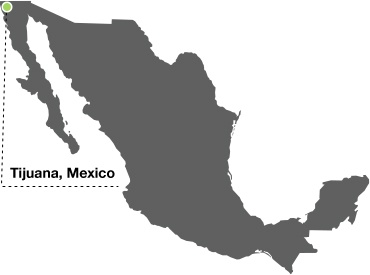 tijuana-mexico-map