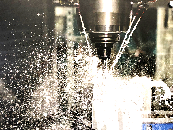 Benchmark-precision-machining