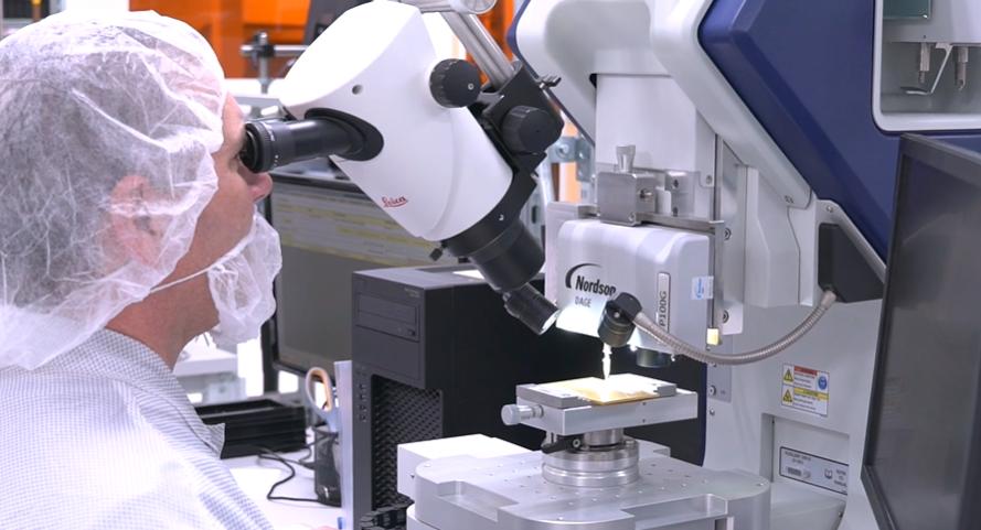 micro-e inspection