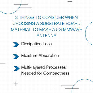 Considerations When Making 5G Antenna