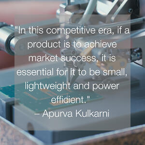 Quote from Apurva Kulkarni on Product Success