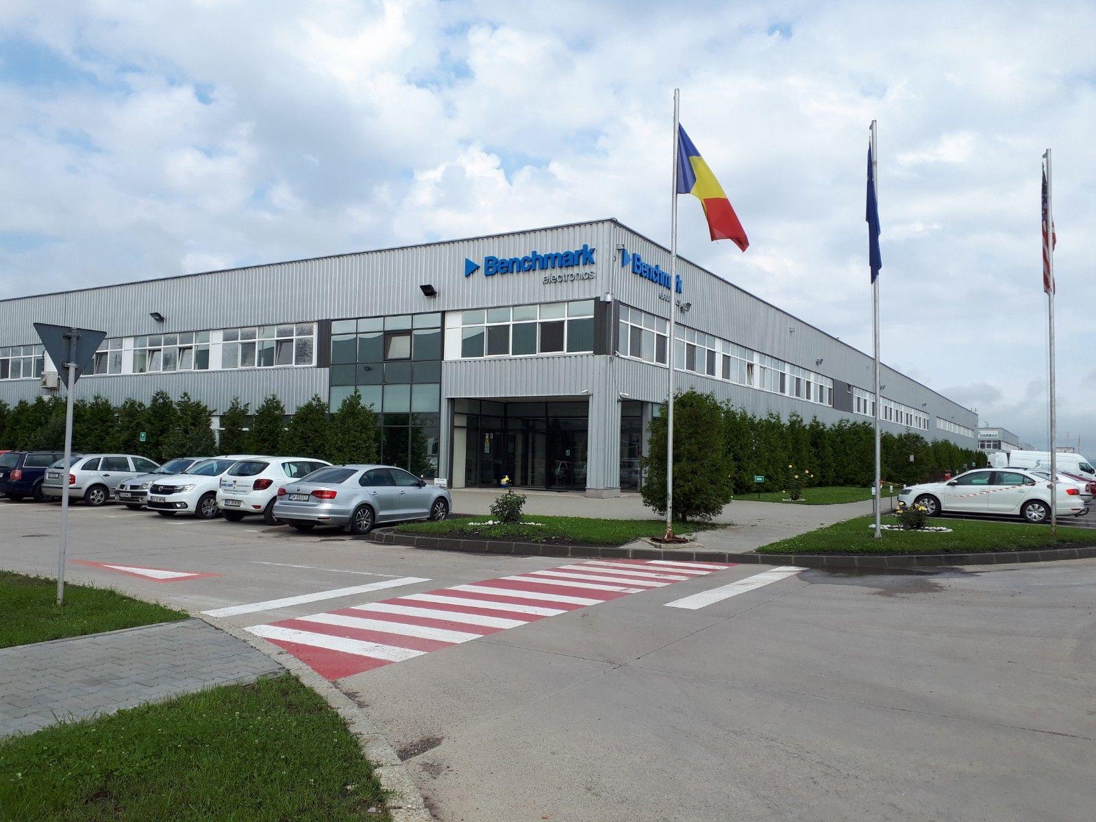 Benchmark Brasov Romania