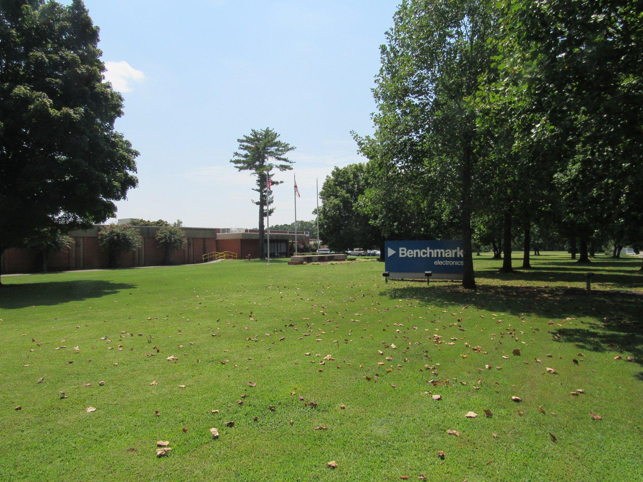 Benchmark Huntsville Alabama