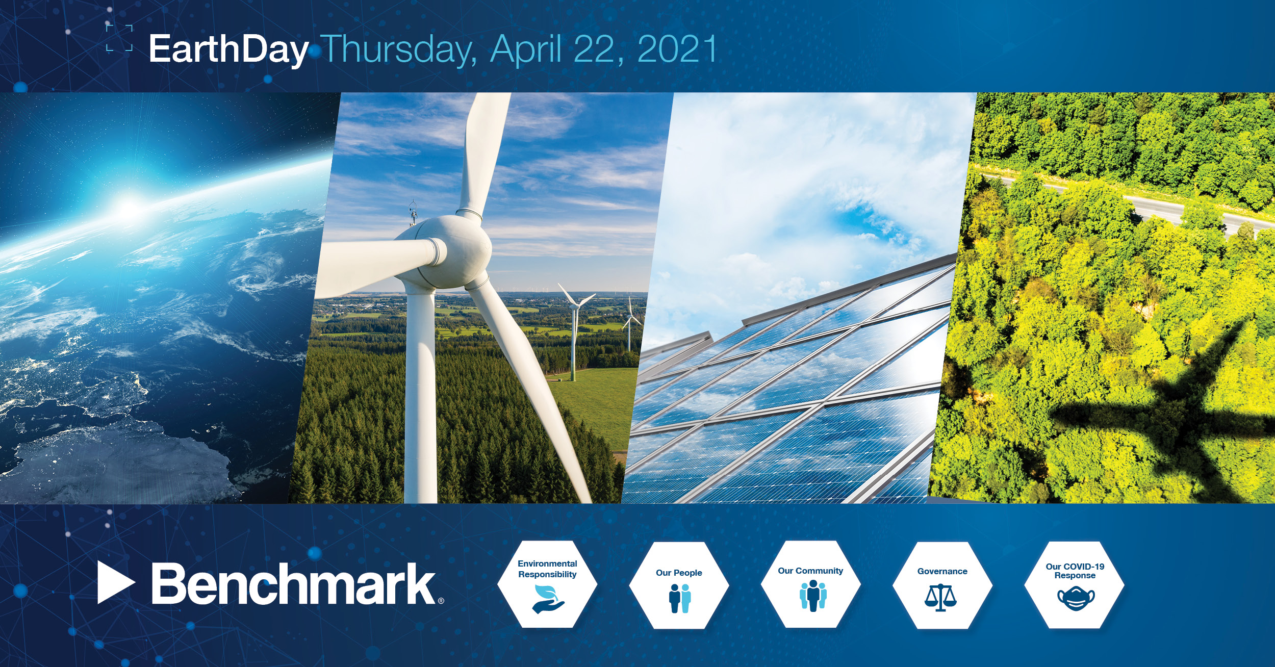 Celebrating Our Sustainability Journey on Earth Day 2021