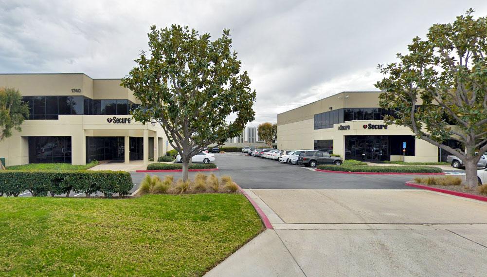 Benchmark Santa Ana California